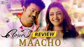 Mersal Song - Maacho Tamil Lyric Video Review | Vijay, Kajal Agarwal, Ar Rahman,