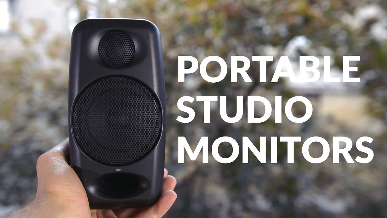 iLoud Micro Monitors REVIEW (Bluetooth Speakers) - YouTube