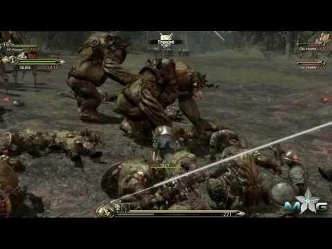 Kingdom Under Fire 2 - Under Fire Gameplay Trailer 2