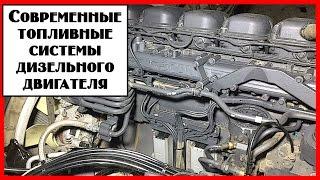 Топливная система дизельного двигателя