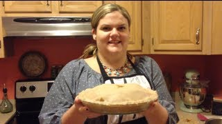 Making An Apple Pie For The First Time! | Big Mike Little World
