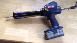 Ryobi P310 18V Adhesive Caulking Gun Applicator