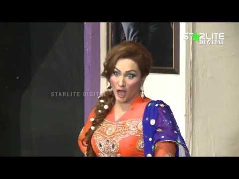 Queen Of Pk Nargis New Pakistani Stage Drama Trailer 2018 Full Comedy thumbnail
