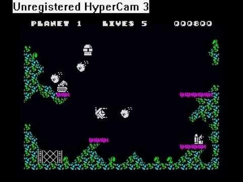 Space Disposal (ZX Spectrum)