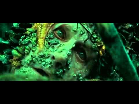 Pirates of the Caribbean AWE: Will Turner full death scene