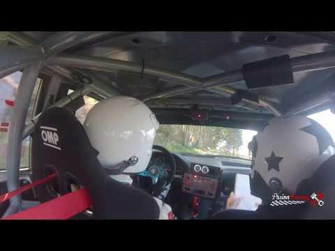 XV Rallysprint de Medio Cudeyo - OnBoard Ivan Tabernilla - BMW E30 325