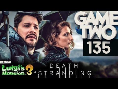 Death Stranding, Luigi's Mansion 3, Concrete Genie   Game Two #135