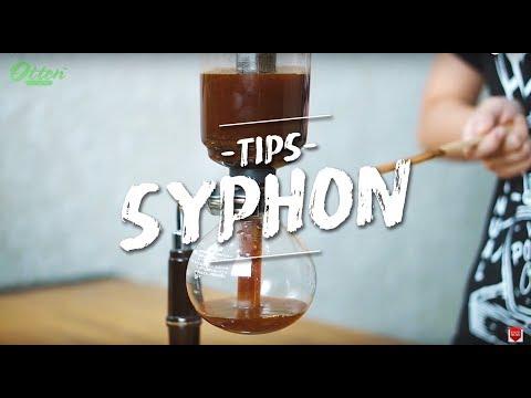 Tips Seduh Dengan Syphon Coffee Maker