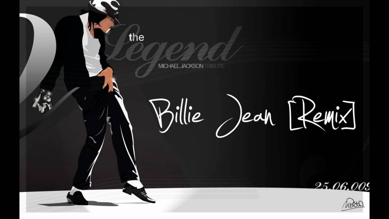 Michael Jackson Billie Jean Artistic Raw Remix Youtube