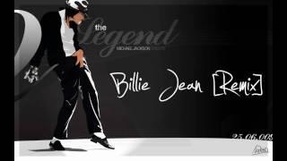 Michael Jackson - Billie Jean [Artistic RAW Remix]