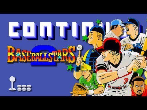 Baseball Stars 2 (Arcade) - Continue?
