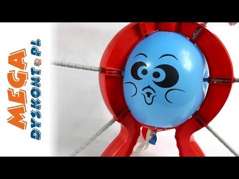 Boom Boom Balloon - Komu Pęknie Balon? - Spin Master - Gra zręcznościowa