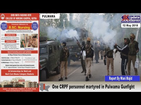 Jammu Kashmir News Round Up 12  May  2018