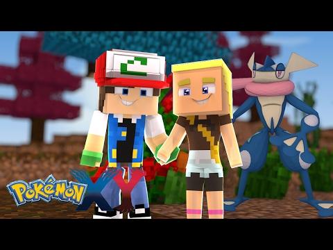 Minecraft: Pokemon X Y - BONNIE, EU TE AMO! #49
