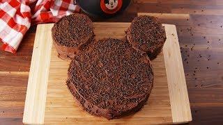 Mickey Cake YouTube  Delish