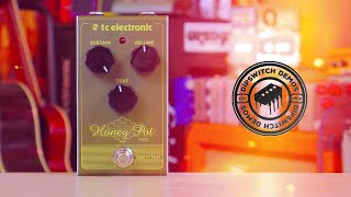 TC Electronic Honey Pot Fuzz (Demo)