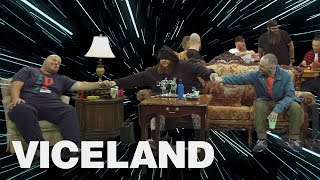 TRAVELING THE STARS: ACTION BRONSON AND FRIENDS WATCH ANCIENT ALIENS (Season 2 Trailer)