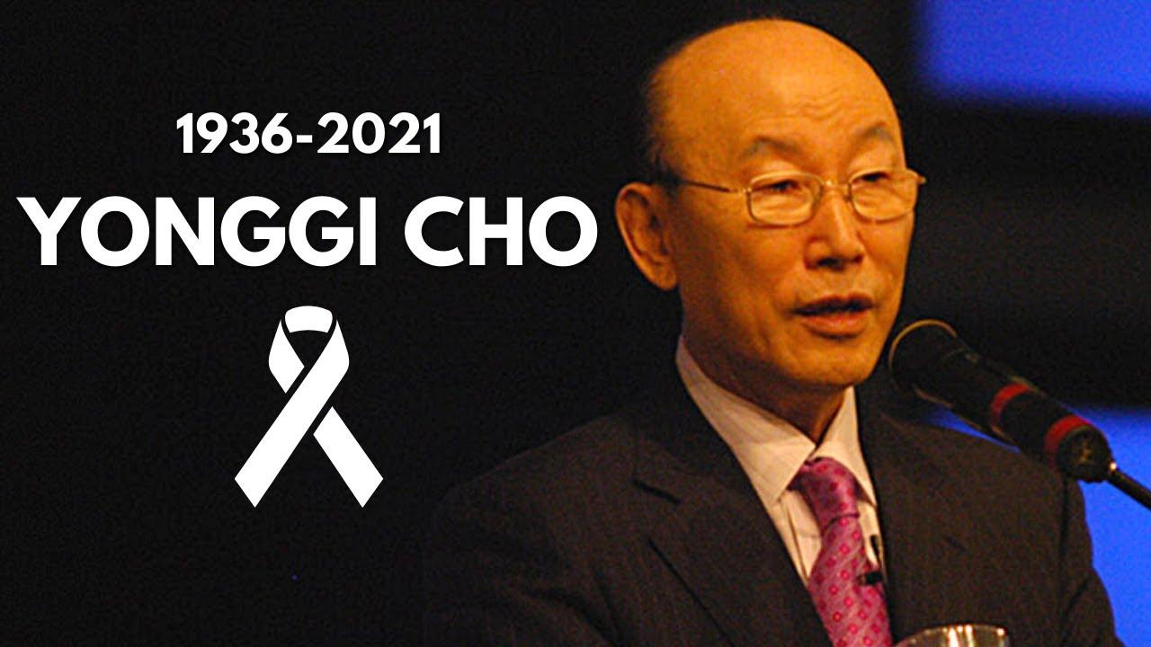 🚨 Fallece el Pastor DAVID YONGGI CHO de la Iglesia más grande del Mundo (Corea del Sur) ÚLTIMA HORA