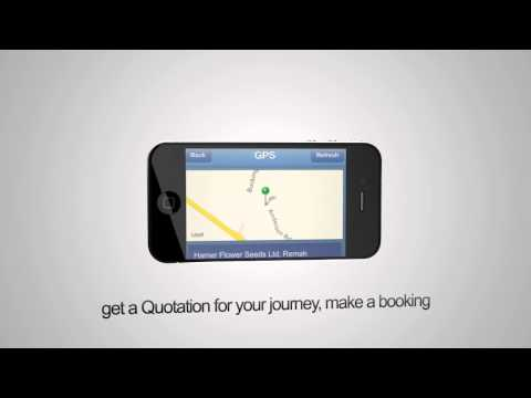 London Minicab Booking App