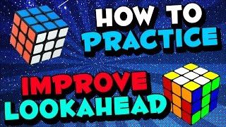 HOW TO PRACTISE (PRACTICE TECHNIQUES) Rubik's Cube 3x3