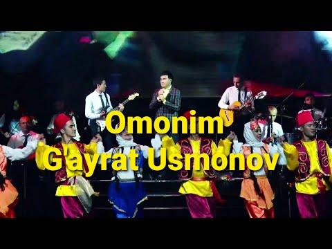 G'ayrat Usmonov-Omonim-omon|Гайрат Усмонов-Омоним-омон(Koncert Version 2017)