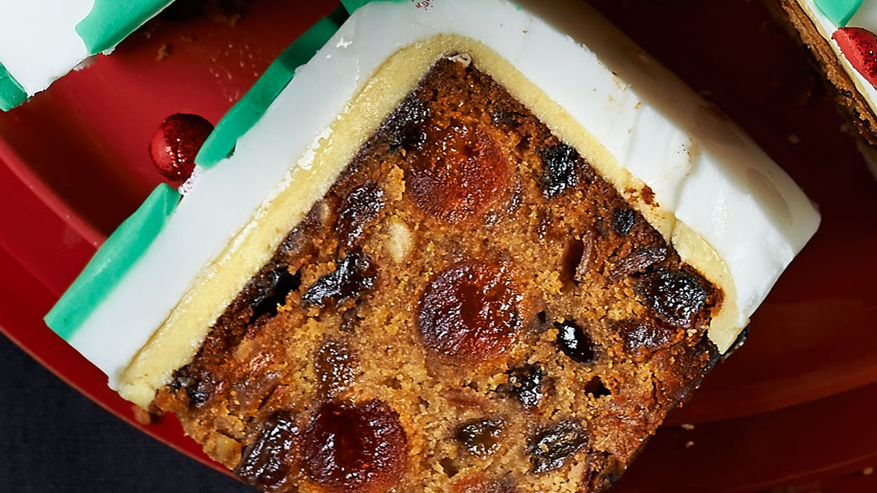 Easy Cake Recipes Fruit