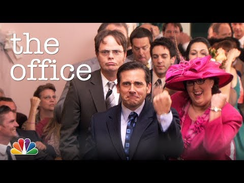 The Office Wedding Dance - The Office