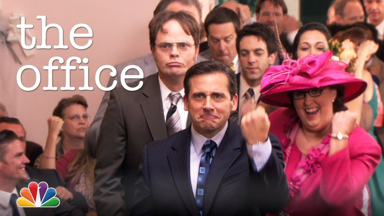 Download The Office Wedding Dance - The Office