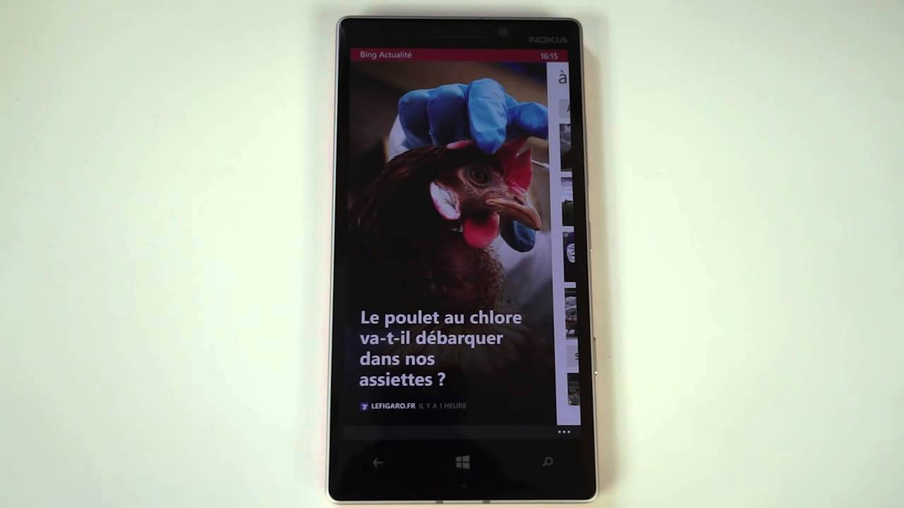 242d5ccf0ea9ad Test du Nokia Lumia 930 - par Test-Mobile.fr - YouTube
