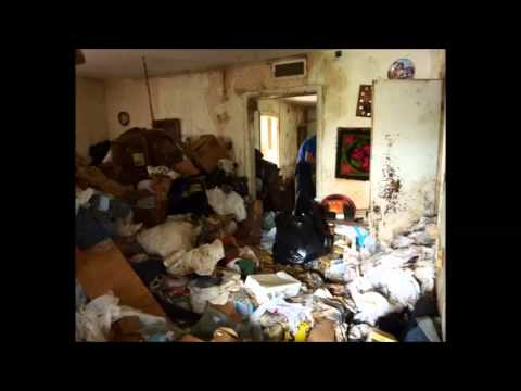 Opie & Anthony watch Hoarders - lady who shit in bags for 10 years