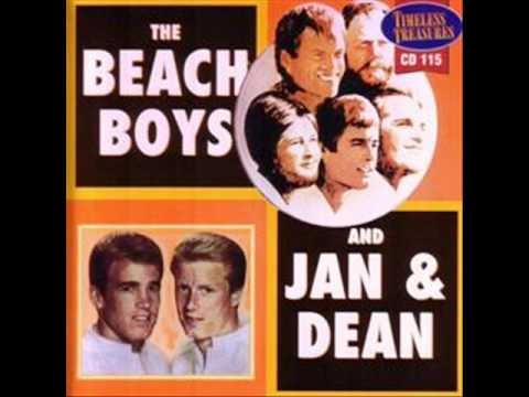 The Beach Boys & Jan and Dean Dead Man's Curve