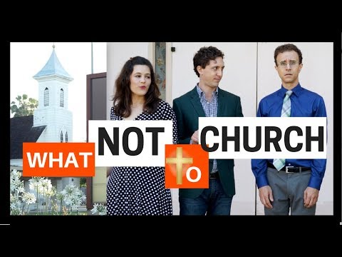 EXTREME CHURCH MAKEOVER: HoweFunny Sketch Comedy