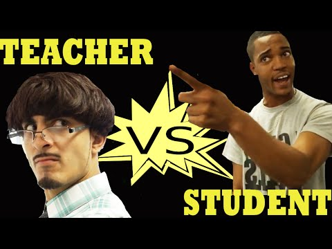 Teacher vs. Student ft. Road to Hollywood