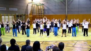 Madcon-Glow choreographie