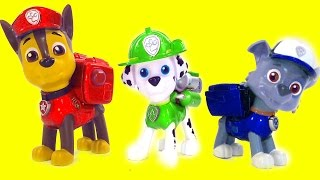 Baixar Nick Jr PAW Patrol Color Mix-Up Rare Toy Game Finger Family Kids Nursery Rhymes