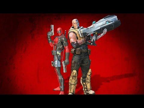DEADPOOL - #4 - Cable & Deadpool