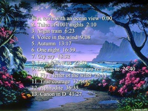 Những bản nhạc không lời hay - nghe cho tâm hồn thanh thản (phần 1)