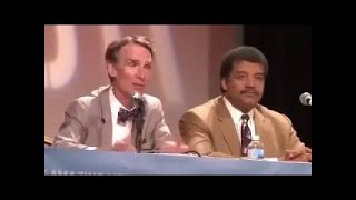 Heated Science Debate Features Neil Degrasse Tyson, Lawrence Krauss And Bill Nye