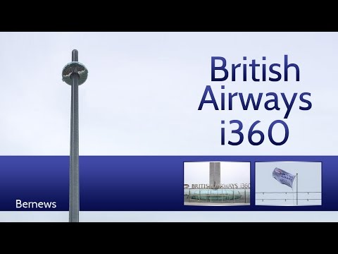 British Airways i360 Observation Tower in UK