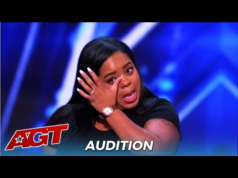 """Shaquira McGrath: Waitress Girl SHOCKS Judges With Country """"Red Neck Woman"""" Cover"""