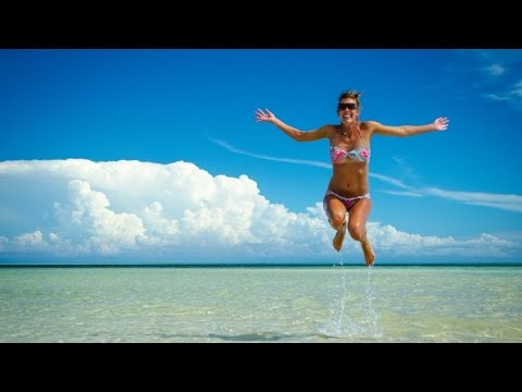 Journey to Secret Beach, Ambergris Caye Belize | GTFOH | Truck Stop
