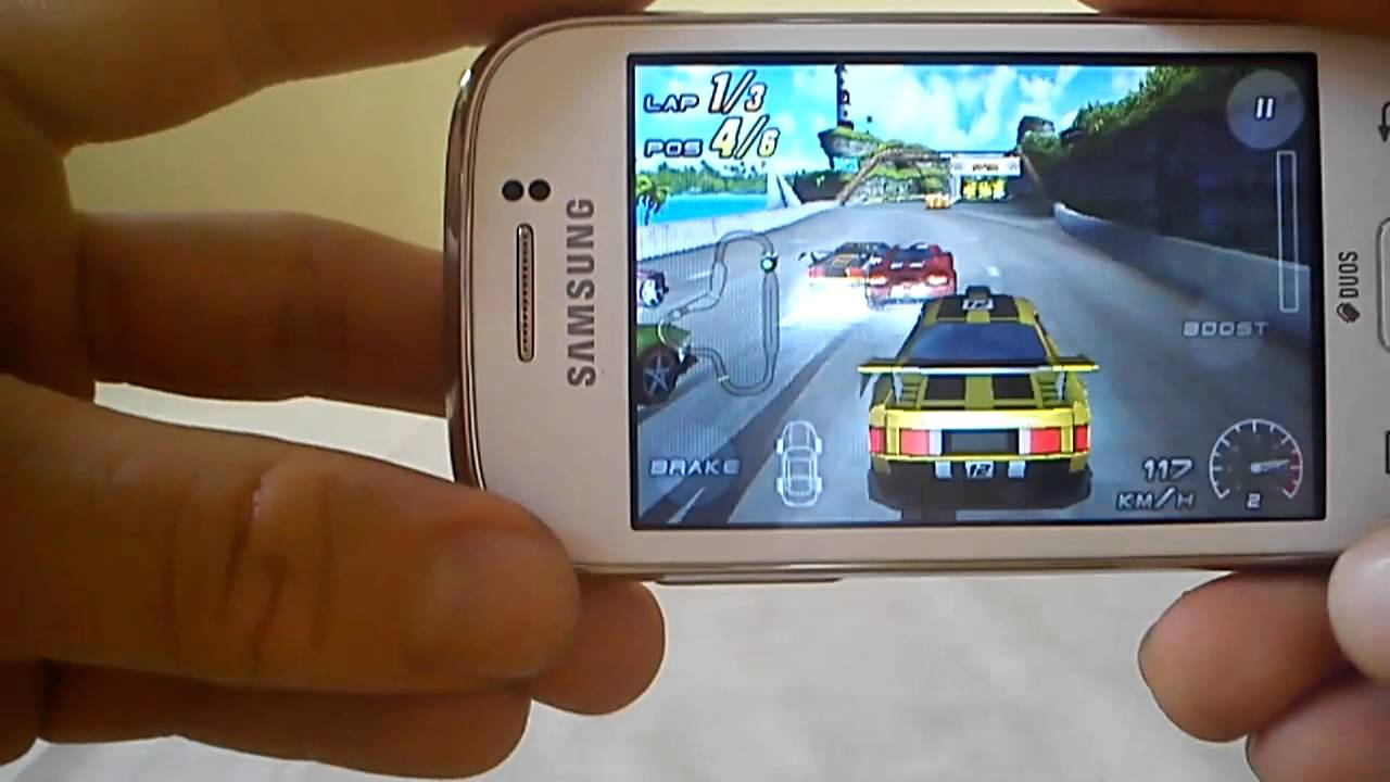 Samsung Galaxy Young Duos TV GT-S6313 Videos - 3 - YouTube