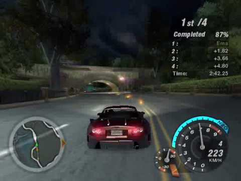 need for speed underground 2 pc gameplay youtube. Black Bedroom Furniture Sets. Home Design Ideas