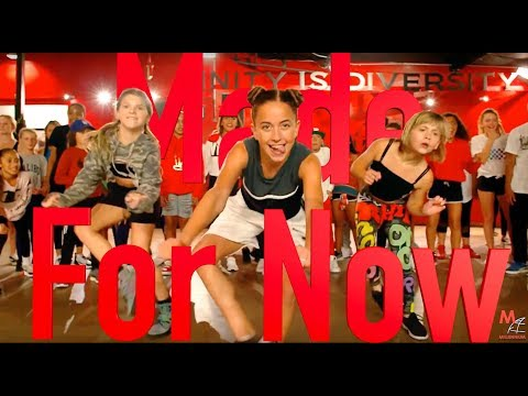 "Hip Hop Rap Music Dances - Phil Wright Drops New Dance Choreography on Janet Jackson's ""Made For Now"""