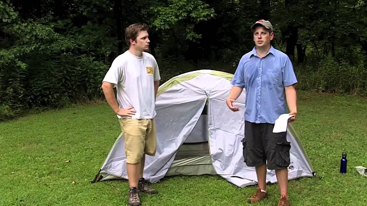Mountain Hardwear Drifter 2 Tent - C&ing Gear TV Episode 63 - YouTube  sc 1 st  YouTube & Mountain Hardwear Drifter 2 Tent - Camping Gear TV Episode 63 ...