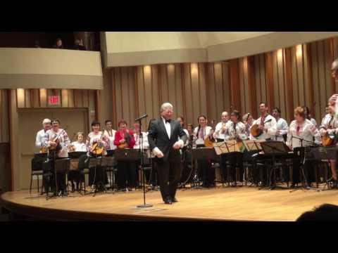 Dr. Mark Goldenberg, Dr. Simon Gamer, Jason Gamer, Yiddish Medley, Los Angeles Balalaika Orchestra