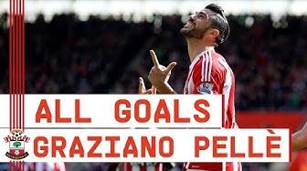 HOW TO SCORE GOALS | 30 of the best from former Southampton striker Graziano Pellè