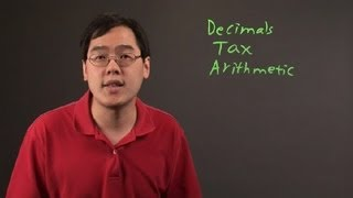What Kind of Math Is Important for Being a Cashier? : Math Definitions & More