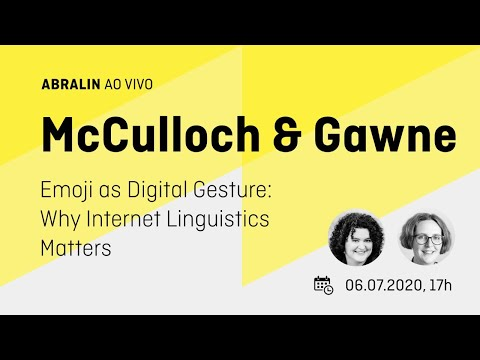 Lauren Gawne and I gave a joint talk about Emoji as digital...