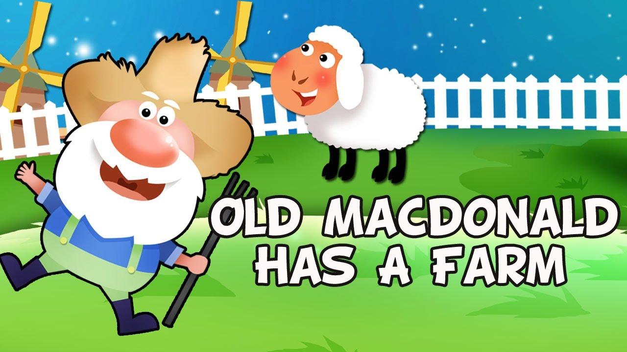 Old macdonald rhymes lyrics